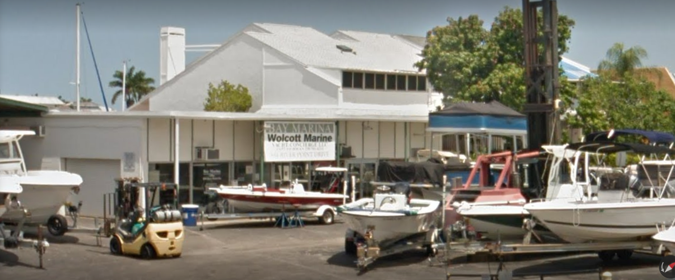 Wolcott Marine Naples Service location